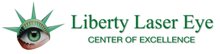 Lasik MD Washington DC Liberty Laser Eye Logo