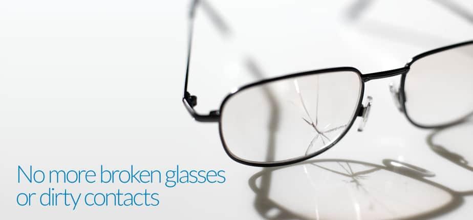 PRK laser eye surgery - a LASIK alternative