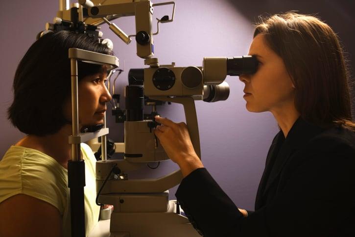 Annual Eye Exam