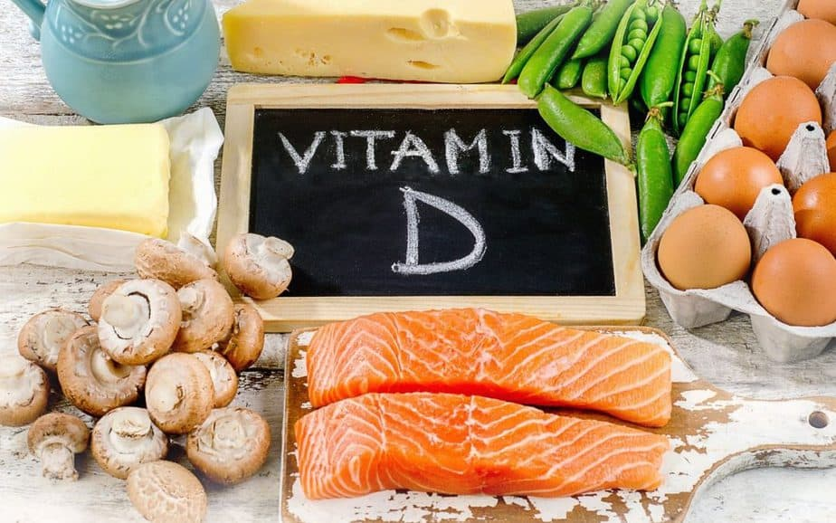Vitamin D for healthy eyes